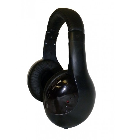 Sylvania Wireless Headphones - SYL-WH925GB