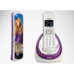 V-Tech DECT 6.0 Hannah Montana Cordless Speakerphone with Caller ID - LS6117
