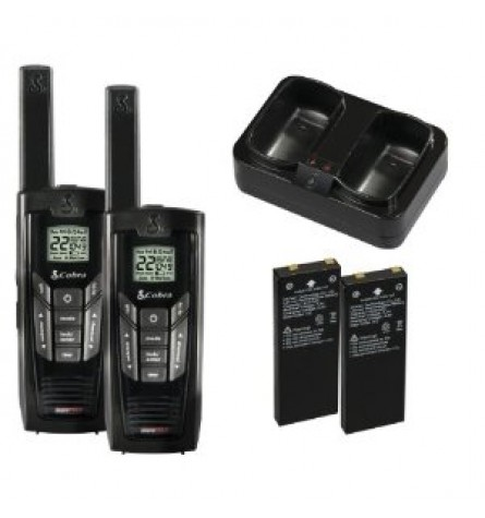 Cobra Micro Talk 35-Mile 22-Channel FRS/GMRS Two-Way Radio -  CXR925