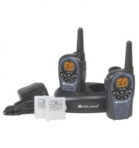 Midland 26-Mile 36-Channel FRS/GMRS Two-Way Radio - LXT490VP3
