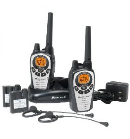Midland 36-Mile 42-Channel FRS/GMRS Two-Way Radio - GXT760VP4