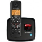 Motorola DECT 6.0 Enhanced Cordless Phone with Digital Answering System - L701