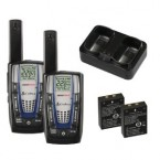 Cobra microTALK 30-Mile 22-Channel FRS/GMRS Two-Way Radio - CXR825