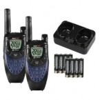 Cobra MicroTalk 22-Channel FRS/GMRS Two-Way Radio - CTX425