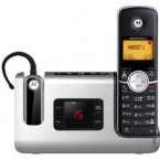 Motorola DECT 6.0 Cordless Phone with Digital Answering System and DECT 6.0 Headset - L902