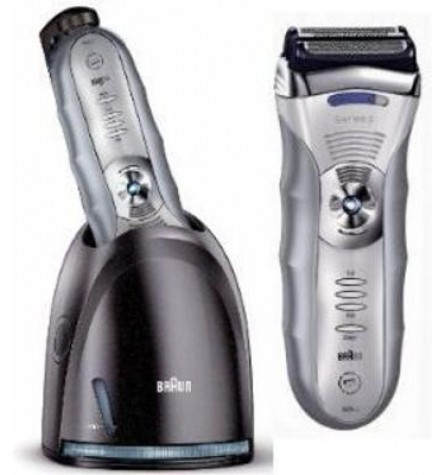 Braun Series 3 Mens Shaving System - 370cc
