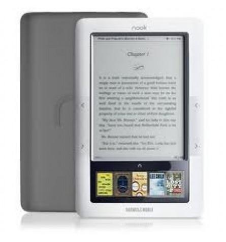 "Barnes & Noble 6"" NOOK Wi-Fi eReader (Factory Refurbished) Original Box - BNRV100"