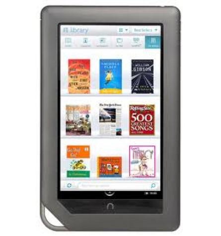 """Barnes & Noble 8.1"""" NOOKcolor Wi-Fi eReader 8GB (Factory Refurbished) Original Box - BNRV200"""