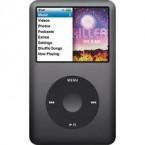 Apple iPod classic 160 GB Digital player - 6th Generation - Black (manufacturer Refurbished) Original Box - MC297LL/A